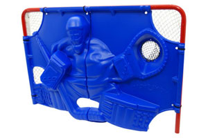 Thermoform Plastic Recreational Goalie
