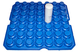 Plastic Vacuum Form Stackable Tray