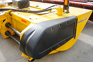 agricultural Thermoform Plastic Drive Shield