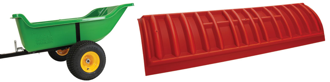 Thermoformed Plastic UV Resistant for Lawn & Garden Products — Allied Plastics