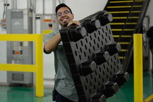 Plastic Pallet Vacuum Forming