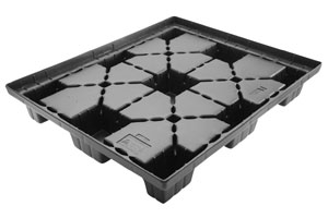 Standard Nine Leg Vacuum Formed Pallet