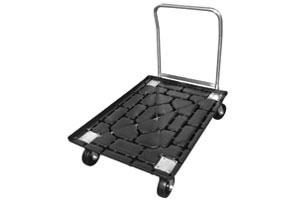 Vacuum Form Plastic Material Handling Cart