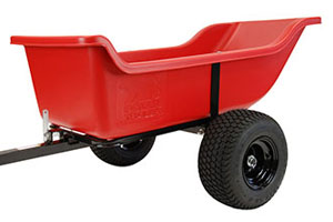 Thermoform UV Resistant Plastic Trailer