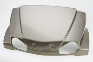 OEM Recreational Thermoform Golf Cart Hood