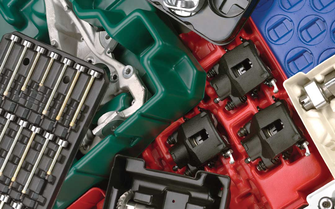 Thermoforming Over Injection Molding Plastic Components