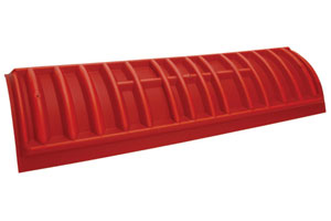 Thermoformed Plastic Snow Plow Blade
