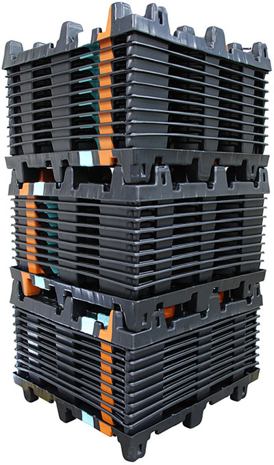 Thermoforming Advantage of Plastic Pallets over Wood Pallets