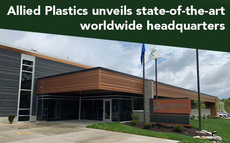 Allied Plastics unveils state-of-the-art worldwide headquarters