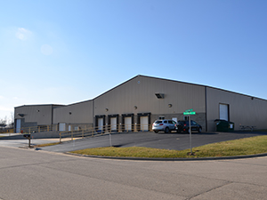 Front of Allied Plastics after 2011 addition