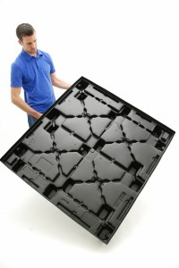 Large Plastic Pallet